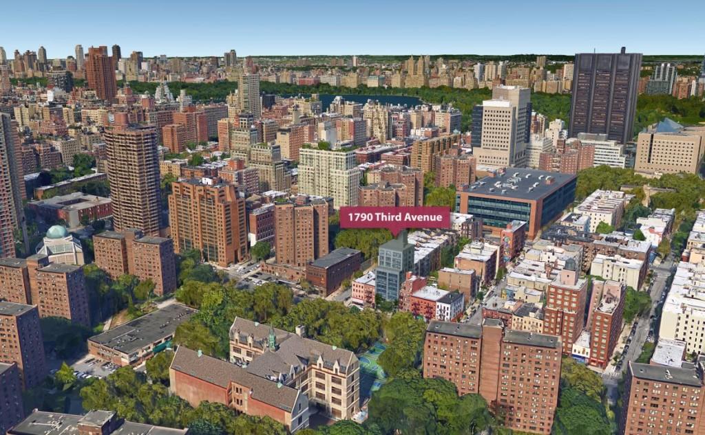 1790 Third Avenue , East Harlem Apartments, Gruzen Samton