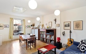 61 Withers Street, williamsburg, dining room, living room