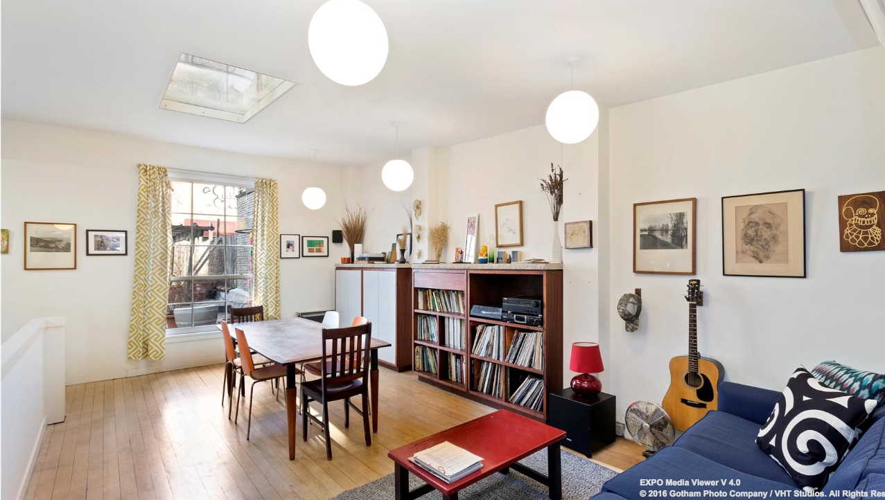Posted On Mon, March 14, 2016 By Emily Nonko In Cool Listings, Interiors,  Williamsburg