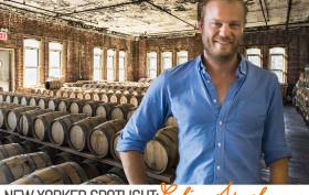 Colin Spoelman, Kings County Distillery, Brooklyn Navy Yard, moonshine, Brooklyn whiskey