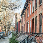 21-24 45th Avenue, Long Island City, Hunter's Point, Hunter's Point Historic District, Queens, Rowhouse, Townhouse, Cool Listings, Historic Homes, Queens Townhouse for sale