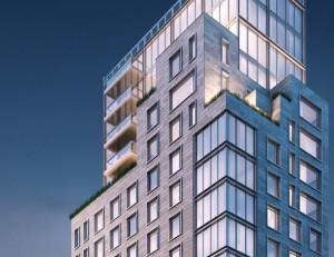 The Nevins, 319 Schermerhorn Street, Issac & Stern Architects, Boerum Hill development