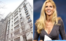 12 East 87th Street, Ann Coulter, NYC celebrity real estate, Upper East side co-ops