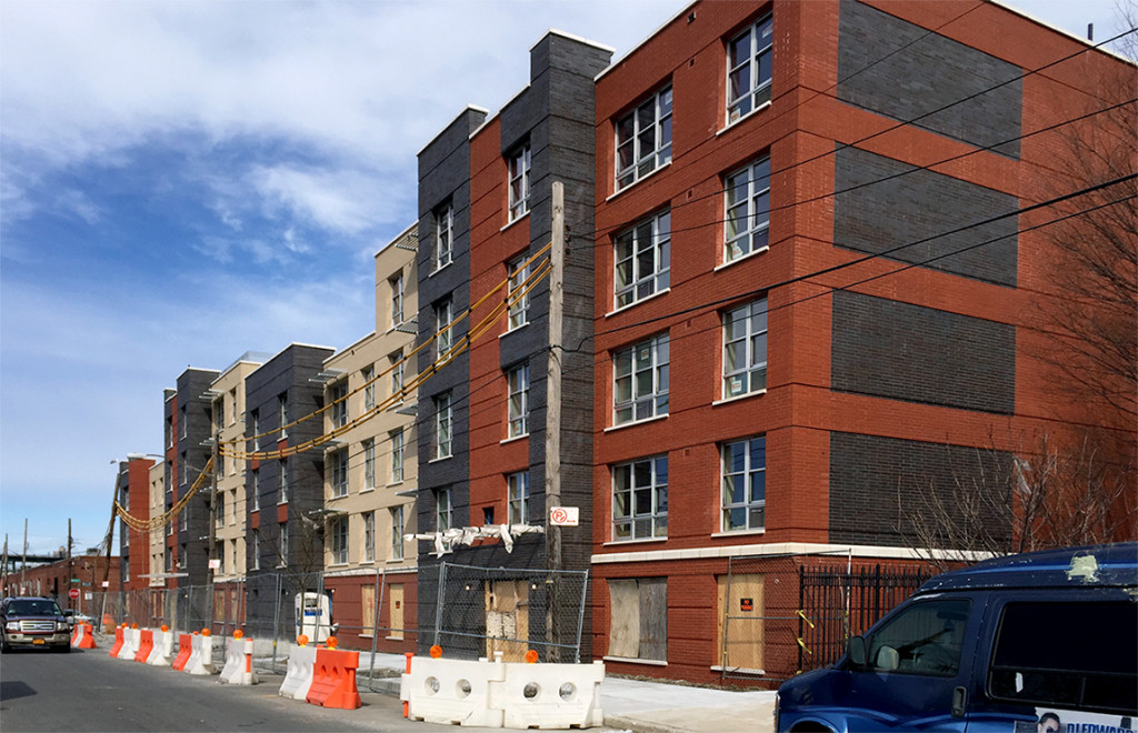 Colgate Close, Arker Companies, Bronx Development, Construction, Aufgang Architects