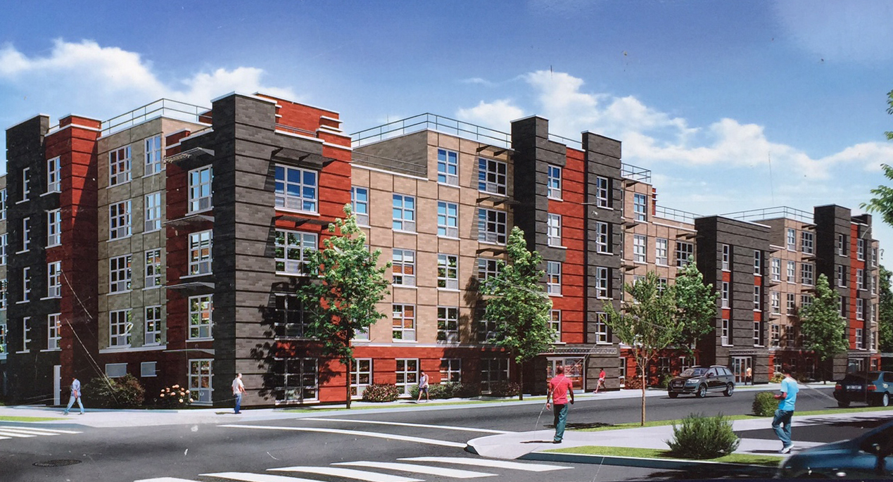 Affordable Housing Lottery at Colgate Close Starts in Soundview