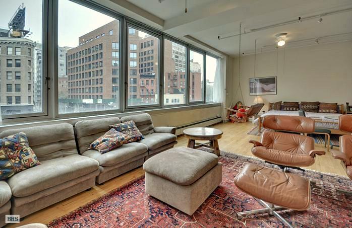 16 Desbrosses Street, Harry Rosenzweig, Tribeca loft, artist loft,