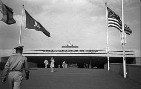 1939/1940 Worlds Fair, Worlds Fair Subway line, NYC subway, transportation, lost subway line, history, flushing meadows corona park, robert moses