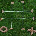 Jeremy Exley, Giant Tic-tac-toe, backyard games