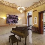 3 Riverside Drive Piano Room