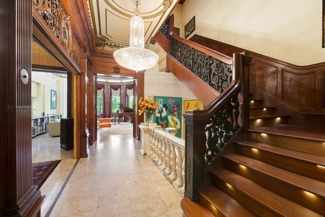 3 Riverside Drive Interior Stairway