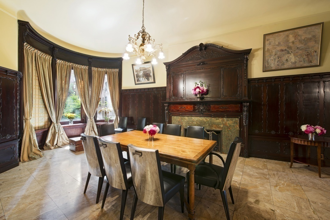 3 Riverside Drive Dining Room