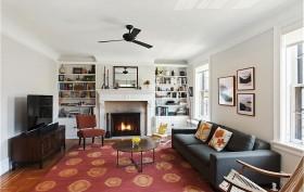 33-27 80th Street, jackson heights, co-op, living room