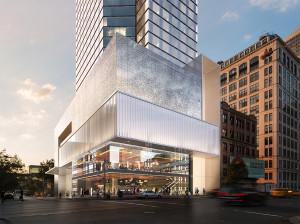 451 Tenth Avenue, VOA Architects, Midtown West, Highgate, Spitzer c