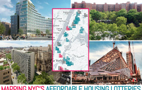 NYC affordable housing, affordable housing lotteries