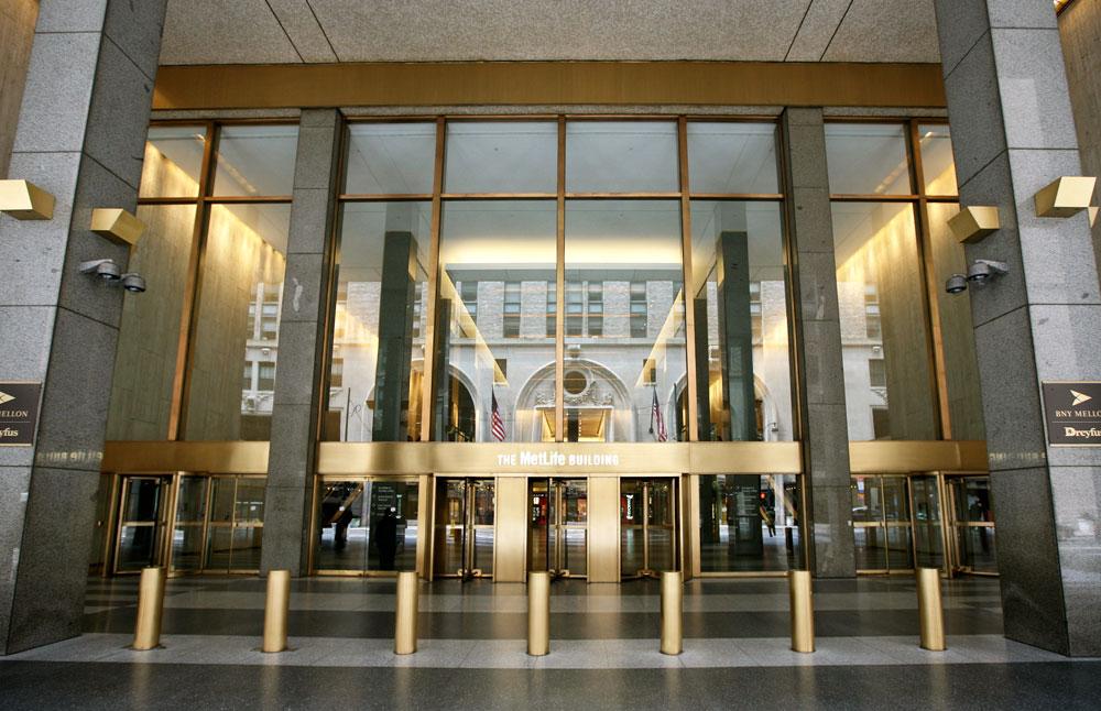 metlife building lobby