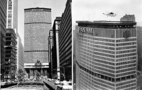 pan am building helipad