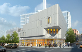 Harlem Developments, Columbia Unversity Manhattanville Plan