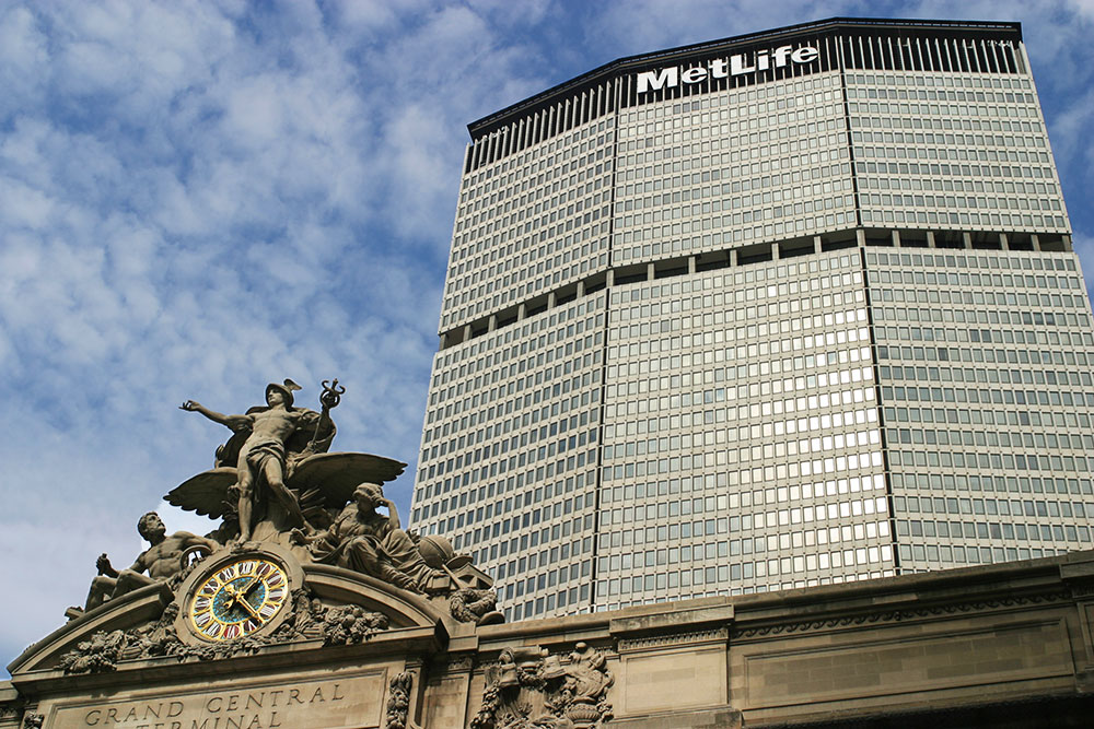 metlife building, pan am building, grand central terminal