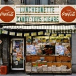 The Luncheonette, Privilege Signs, James and Karla Murray, disappearing storefronts, NYC mom and pops