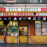 R&R Self Service, Privilege Signs, James and Karla Murray, disappearing storefronts, NYC mom and pops