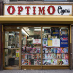 Optimo Cigars, Privilege Signs, James and Karla Murray, disappearing storefronts, NYC mom and pops