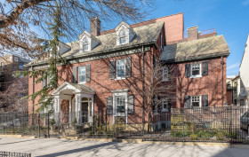234 8th Avenue, Cool Listings, Park Slope, Historic Homes, Neo-federalist house, Neergaard House, Townhouse, Brooklyn Townhouse for Sale, Brooklyn Historic Homes, Prospect Park