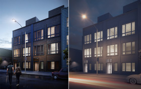 220-222 Withers Street, BK Developers, zproekt