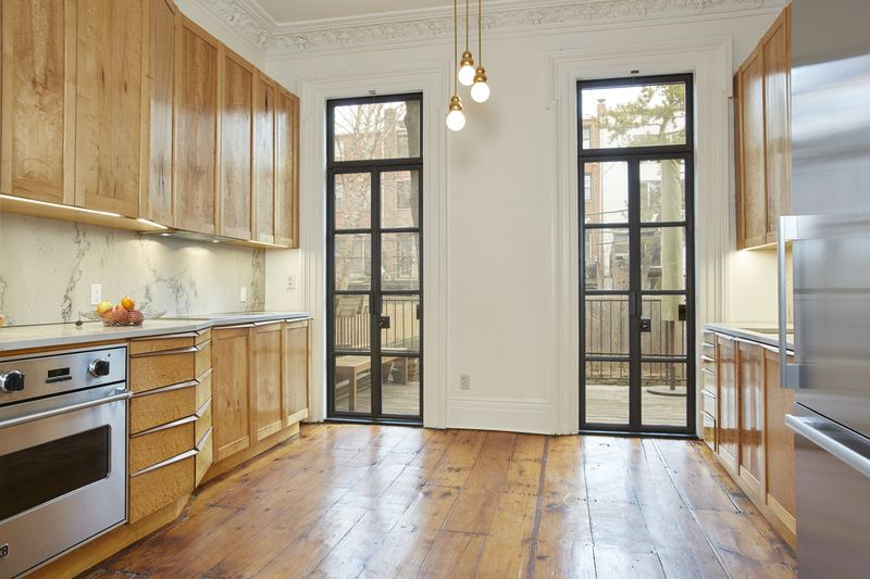 243 Dean Street, kitchen, renovation, boerum hill
