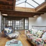 243 dean street, boerum hill, townhouse, renovation, skylight