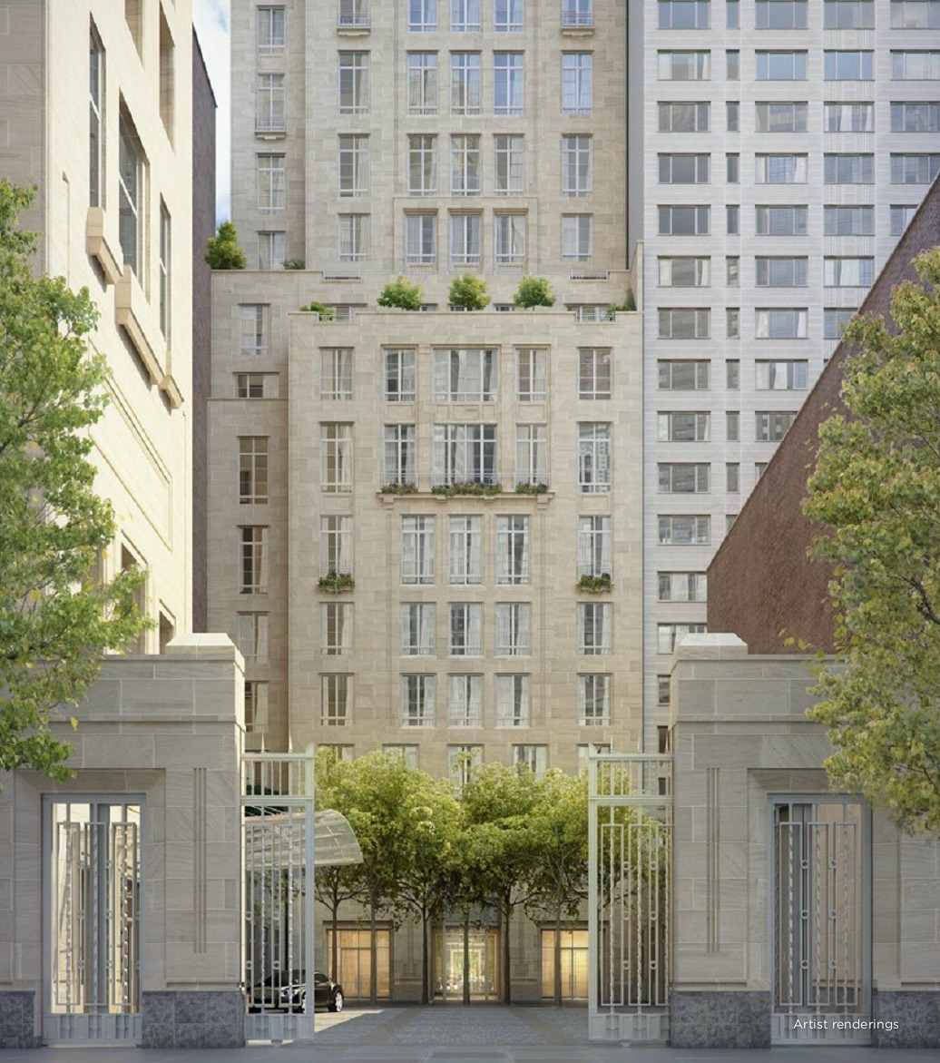 Robert Stern 15 Central Park West: Robert A.M. Stern's 220 Central Park South Gets Stoned