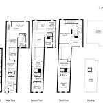 230 West 10th Street Floorplan
