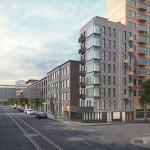 187 Bridge Street, StudiosC architecture, Downtown Brooklyn development, boutique condo