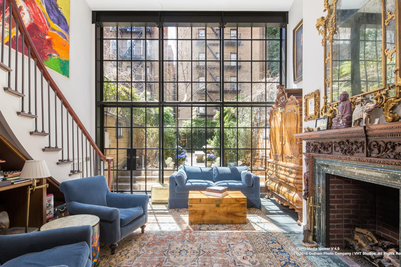 df493afc4e5ca Marc Jacobs President Lists Fashion-Forward Village Townhouse for ...