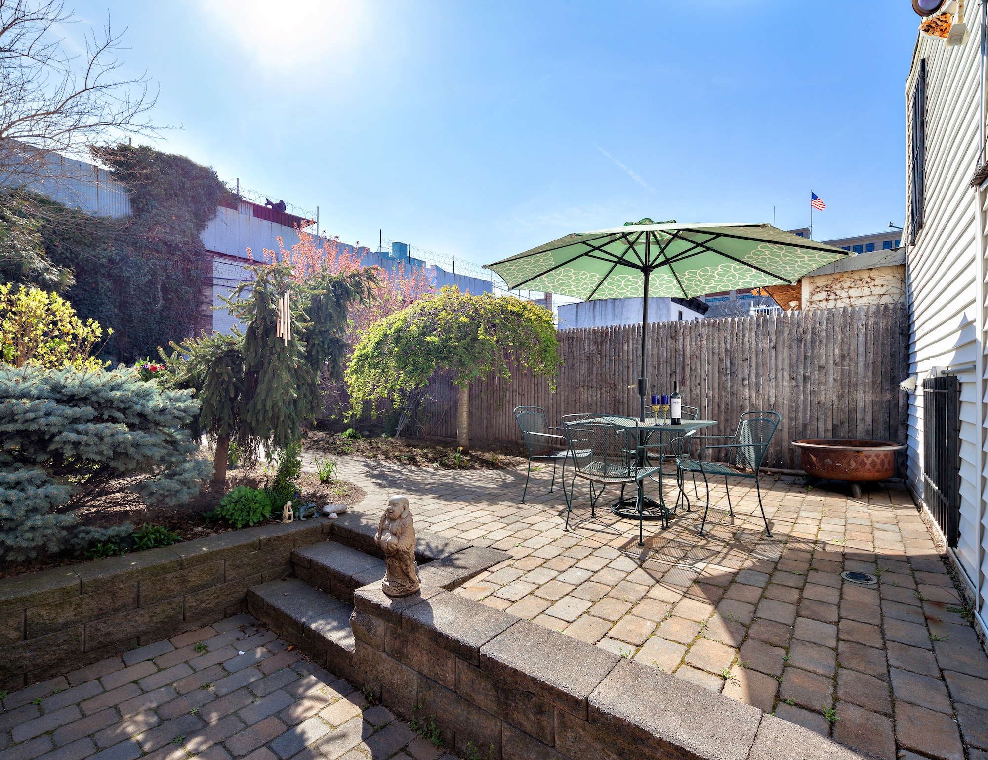 136 30th Street, garden, outdoor space, backyard