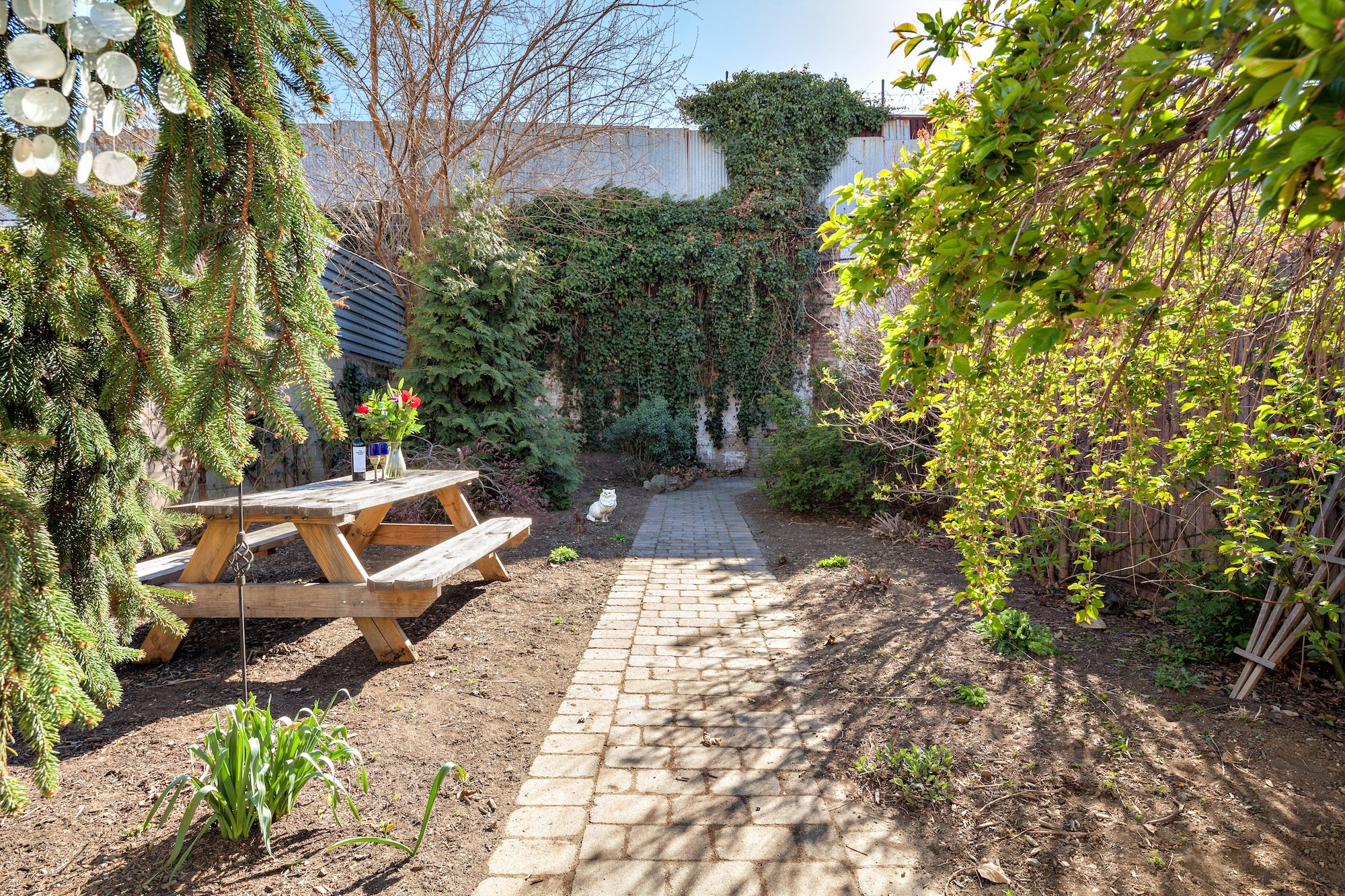 136 30th Street,  garden, outdoor space, backyard
