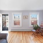 136 30th Street, entrance, living room, greenwood, shotgun house