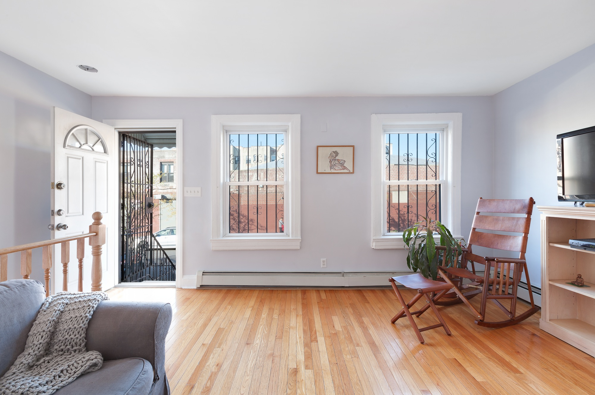 Another Stubby Shotgun House Hits the Market in Brooklyn ... on