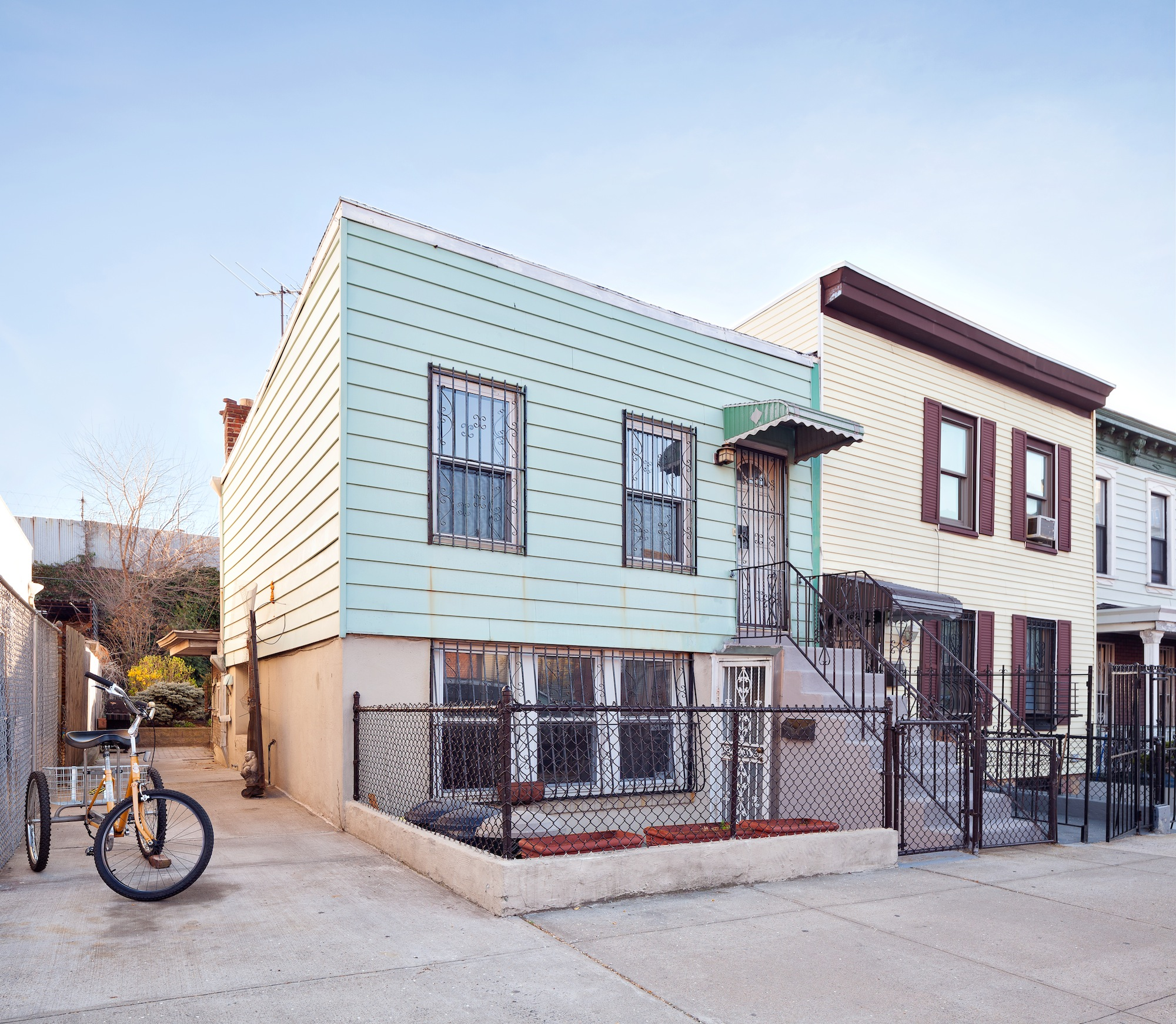Another Stubby Shotgun House Hits the Market in Brooklyn, This One ...