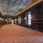 villard mansion, library