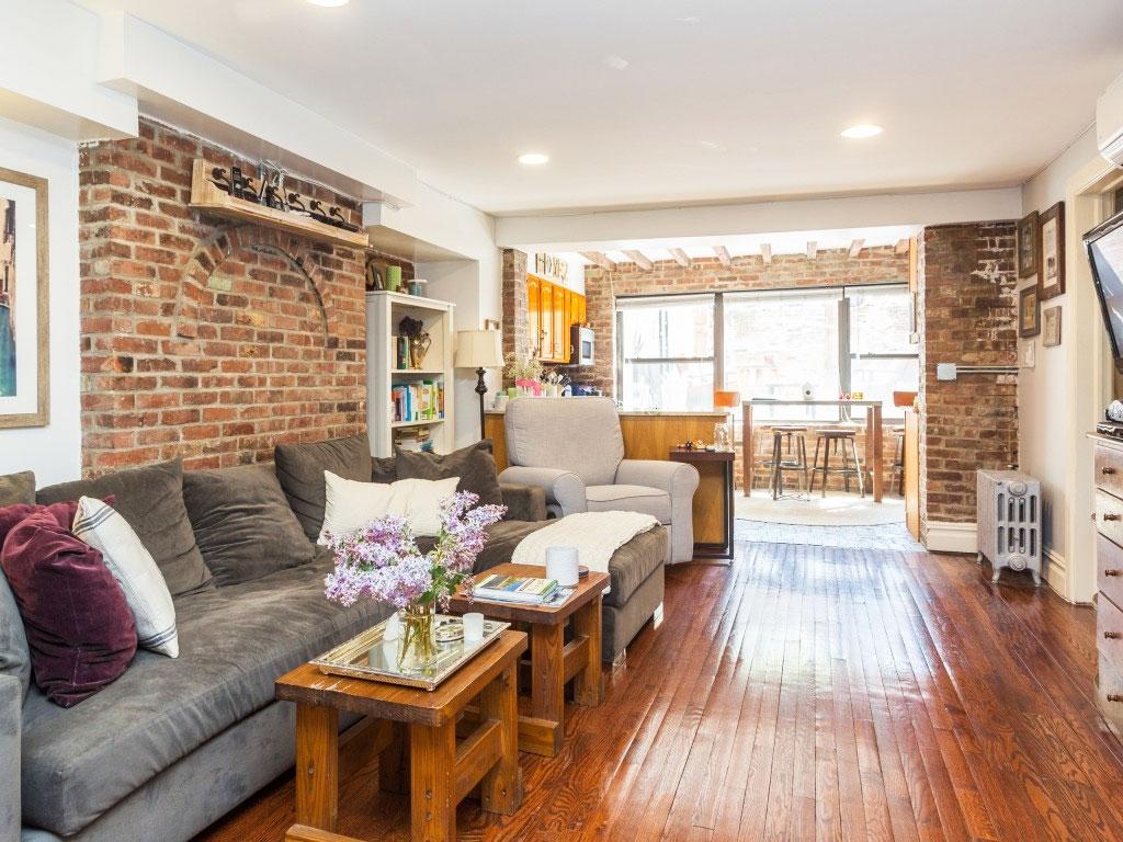 78 Douglass Street, Carroll Gardens, Cool Listings, Garden, Brooklyn Rental Pictures