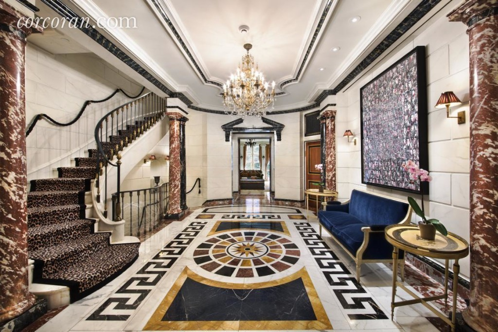 Rent The Opulent Upper East Side Mansion Once Home To