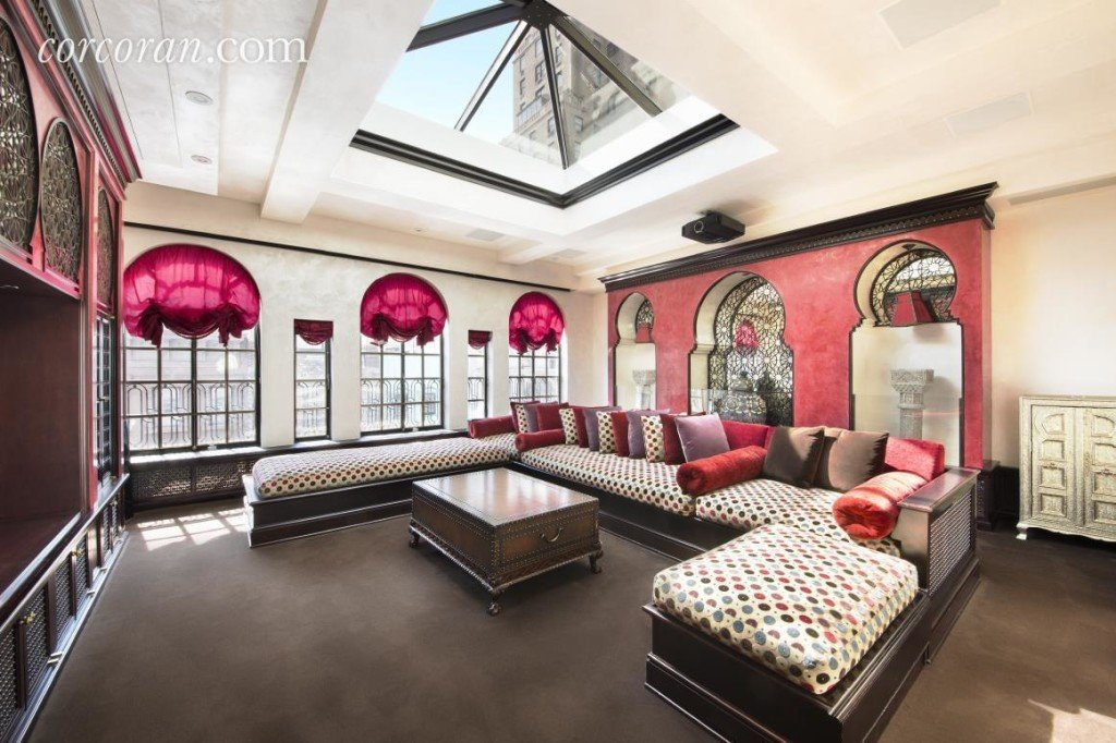 5 East 64th Street, Gianni Versace, Upper East Side mansion