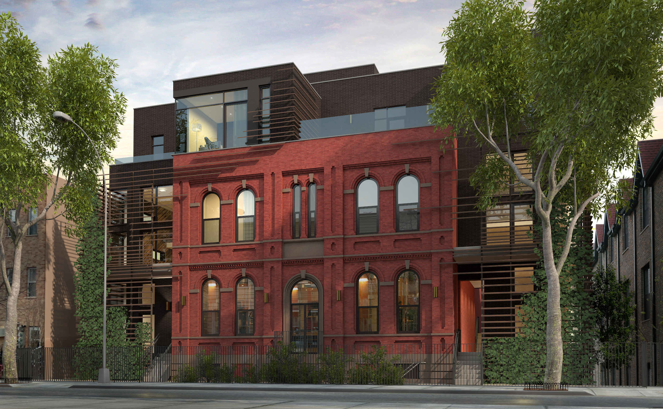Greenpoint s 533 Leonard Condos Hit the Market Asking