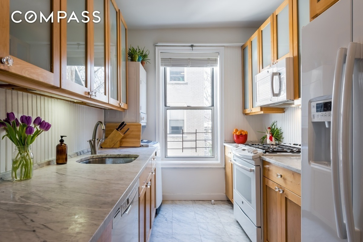 Enjoy the Sunlight Inside and Out at This $1M Clinton Hill Co-op | 6sqft