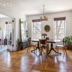 451 clinton avenue, dining room, co-op, clinton hill