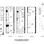 170 Eldridge Street Floorplan