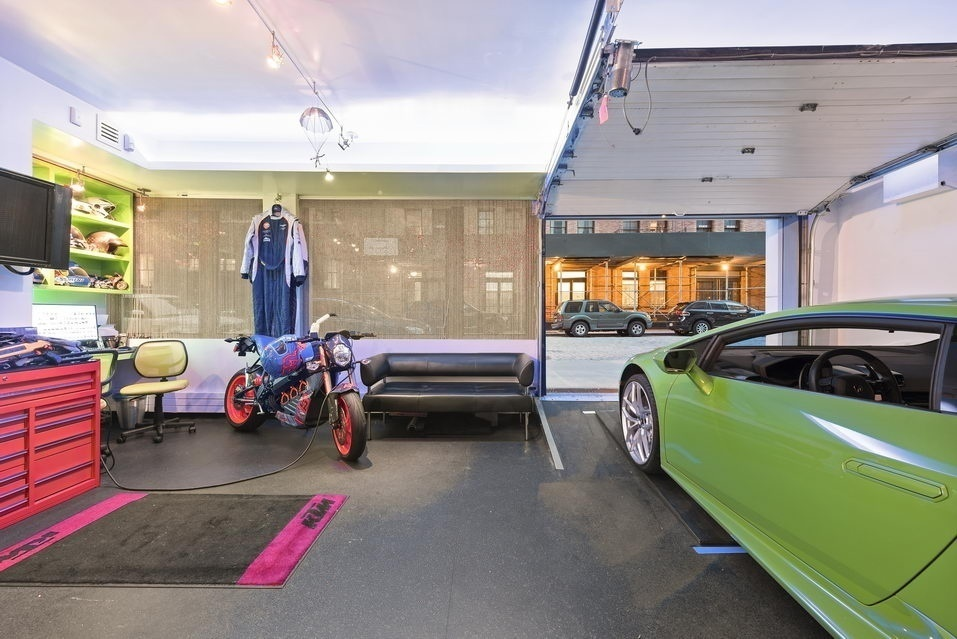Elegant U0027Wolf Of Wall Streetu0027 Apartment With A Tricked Out Private Garage Asks $25M Nice Design