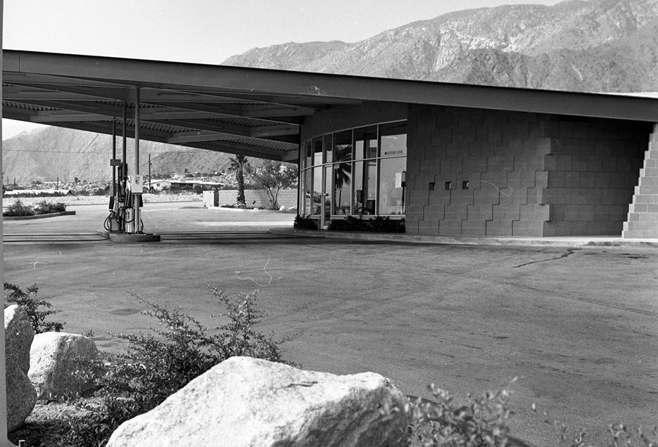 Frey Gas Station
