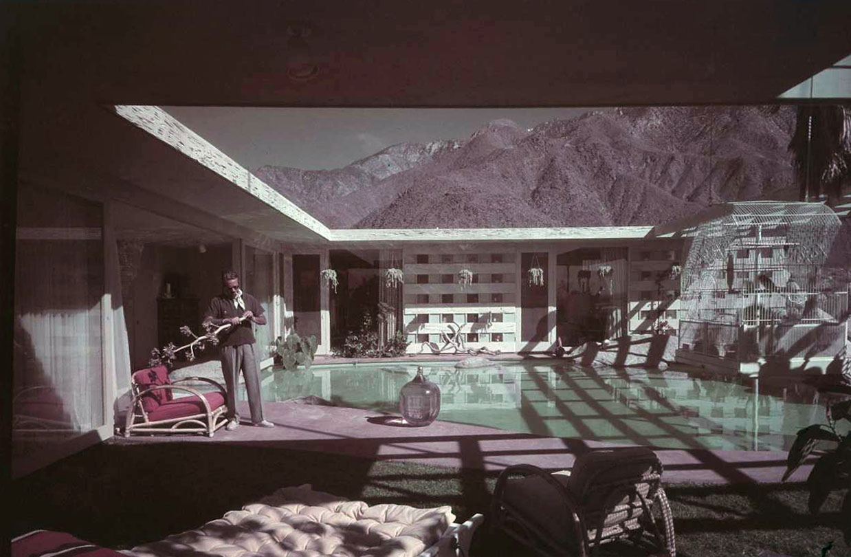 Raymond Loewy House Palm Springs