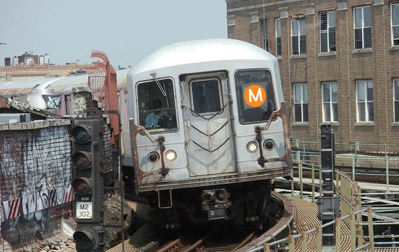 Entire 2 and M train lines to run with 12- and 20-minute planned delays